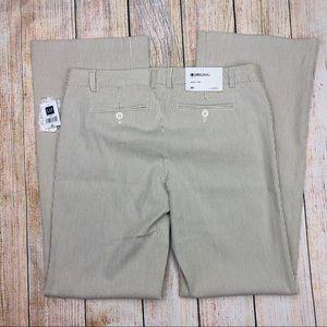 New GAP Original Fit Stretch Flare Low Waist Pants